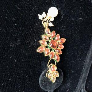 Stunning Kundan earrings from India